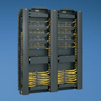 NetRunner Vertical Cable Management Rack System